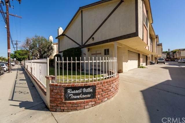 13996 Cerise Avenue, Hawthorne, CA 90250 (#RS21230075) :: Dannecker & Associates