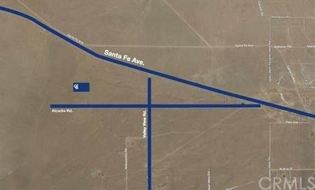 0 Alcudia Road, Hinkley, CA 92347 (#EV21230125) :: Dannecker & Associates