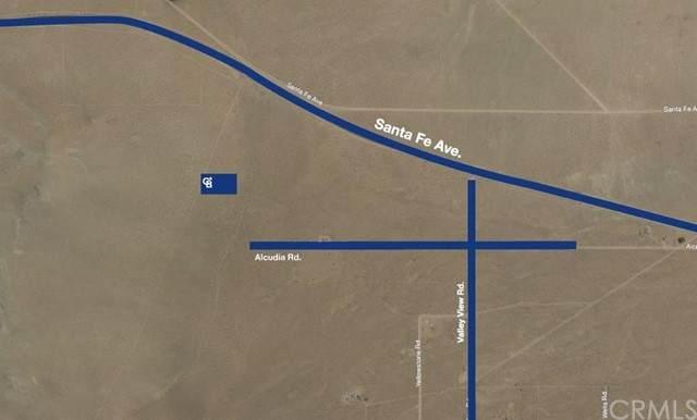 0 Alcudia Road, Hinkley, CA 92347 (#EV21230128) :: Dannecker & Associates