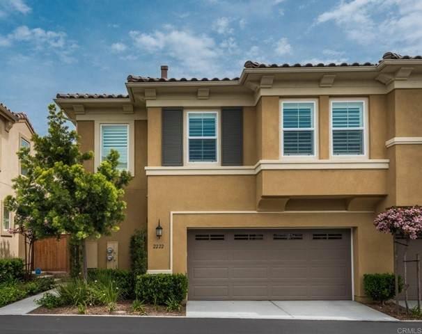 2222 Laramie Way, San Marcos, CA 92078 (#NDP2111847) :: The Legacy Real Estate Team