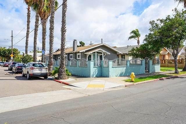 3995 Texas Street, North Park (San Diego), CA 92104 (#PTP2107286) :: COMPASS
