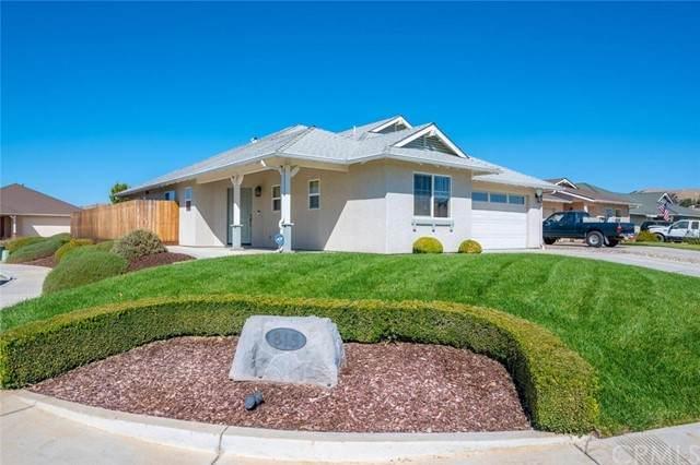 815 Sebastian Court, San Miguel, CA 93451 (#SC21219352) :: SunLux Real Estate