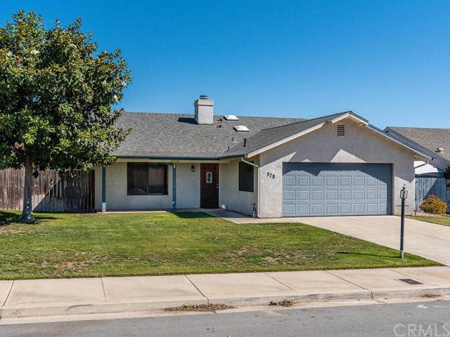 578 January Street, Nipomo, CA 93444 (#PI21229320) :: SunLux Real Estate