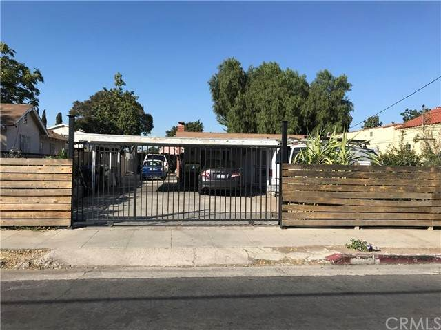 1663 E 115th Street, Los Angeles, CA 90059 (#DW21230280) :: SD Luxe Group