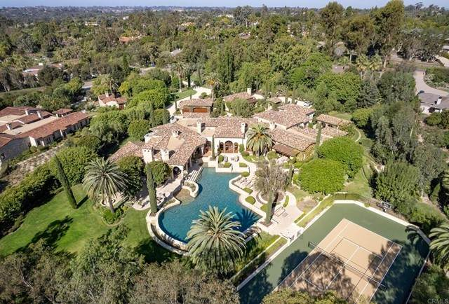 17285 Avenida De Acacias, Rancho Santa Fe, CA 92067 (#NDP2111851) :: Windermere Homes & Estates