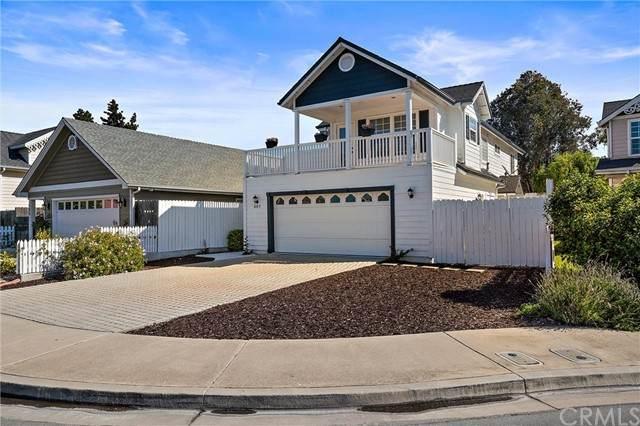 507 Carrington Place, Arroyo Grande, CA 93420 (#PI21230034) :: SunLux Real Estate