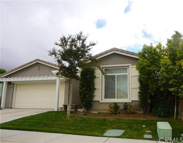 379 Enchanted, Beaumont, CA 92223 (#EV21230401) :: American Dreams Real Estate