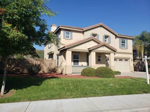 709 Wala Drive, Oceanside, CA 92058 (#NDP2111858) :: Windermere Homes & Estates