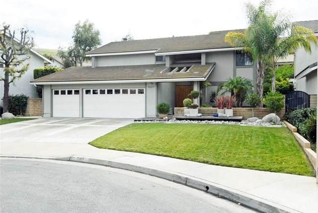 1007 S Aspenwood Circle, Anaheim Hills, CA 92807 (#PW21228416) :: American Dreams Real Estate
