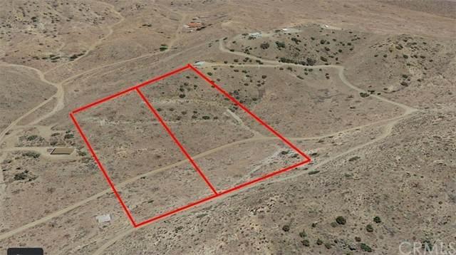 56455 San Andreas, Yucca Valley, CA 92284 (#IV21231192) :: American Dreams Real Estate
