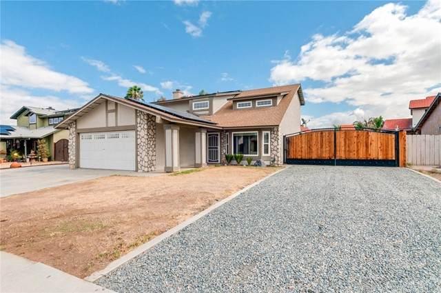 29914 Evans Road, Menifee, CA 92586 (#IG21225255) :: American Dreams Real Estate