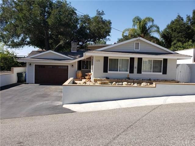 125 Oak Drive, Oak View, CA 93022 (#OC21231193) :: American Dreams Real Estate