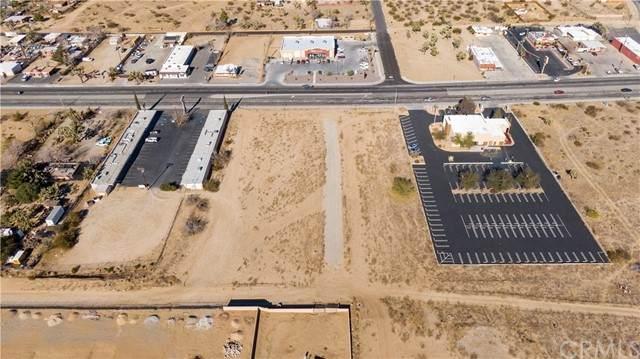 6101 Twentynine Palms, Yucca Valley, CA 92284 (#JT21231428) :: The Todd Team Realtors