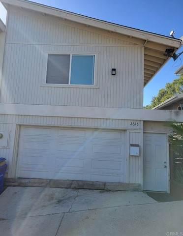 2618 46th Street, San Diego, CA 92105 (#PTP2107320) :: Windermere Homes & Estates