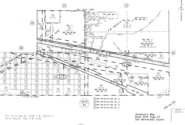 0 Yarrow-Daggett, Barstow, CA 92327 (#OC21230109) :: Windermere Homes & Estates