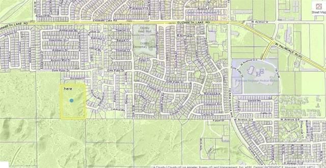 0 Vac/Vic Date Palm/Korat, Palmdale, CA 93551 (#WS21231523) :: Windermere Homes & Estates