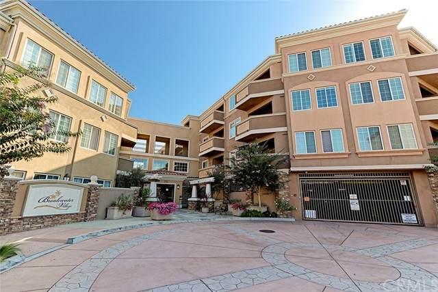 2750 Artesia Boulevard #347, Redondo Beach, CA 90278 (#SB21202512) :: Dannecker & Associates