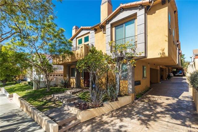 1915 Grant Avenue B, Redondo Beach, CA 90278 (#SB21231210) :: Dannecker & Associates