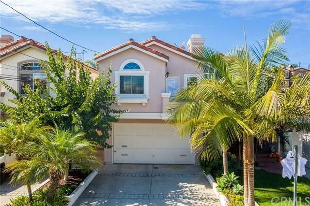 1543 Goodman Avenue, Redondo Beach, CA 90278 (#SB21230158) :: Dannecker & Associates