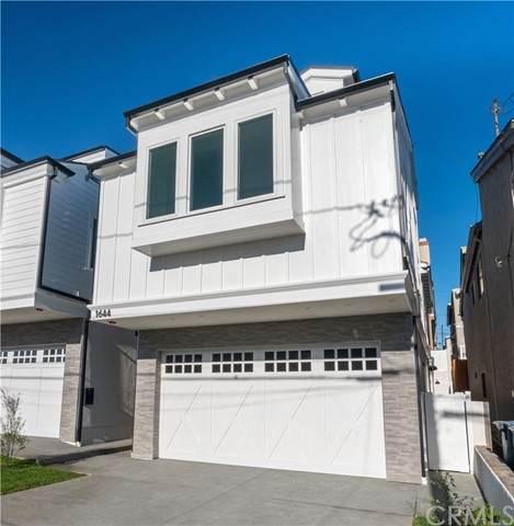 1644 Goodman Avenue, Redondo Beach, CA 90278 (#SB21231901) :: Dannecker & Associates
