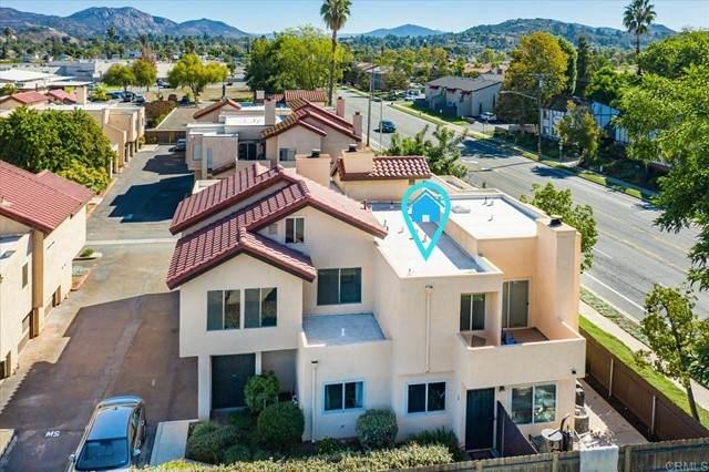 1380 E Washington 2W, El Cajon, CA 92019 (#PTP2107337) :: Rubino Real Estate