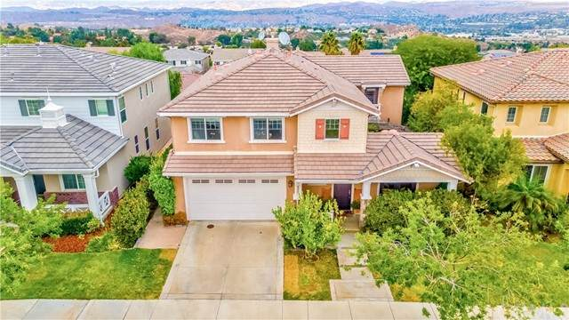 19631 Alyssa Drive, Newhall, CA 91321 (#DW21232718) :: Keller Williams - Triolo Realty Group