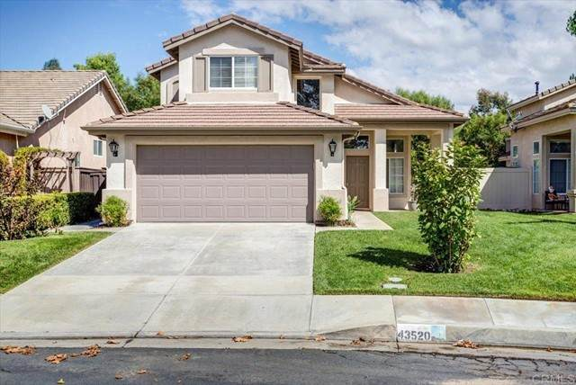 43520 Corte Barbaste, Temecula, CA 92592 (#NDP2111953) :: PURE Real Estate Group