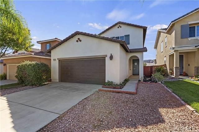 34491 Marr Drive, Beaumont, CA 92223 (#IV21223766) :: Windermere Homes & Estates