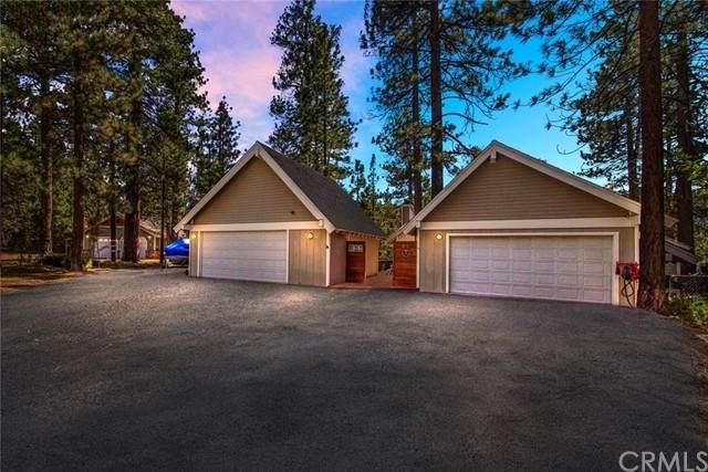 38961 N Bay Drive, Big Bear, CA 92315 (#EV21228281) :: Rubino Real Estate