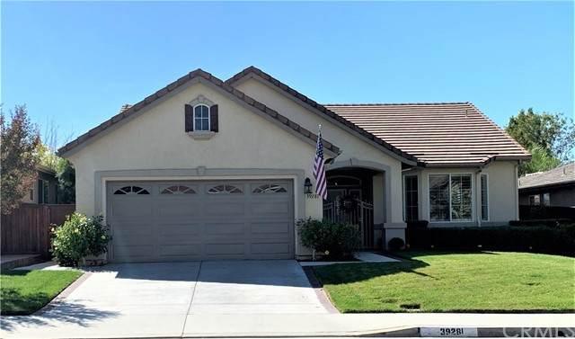 39281 Beringer Drive, Murrieta, CA 92563 (#SW21233196) :: PURE Real Estate Group