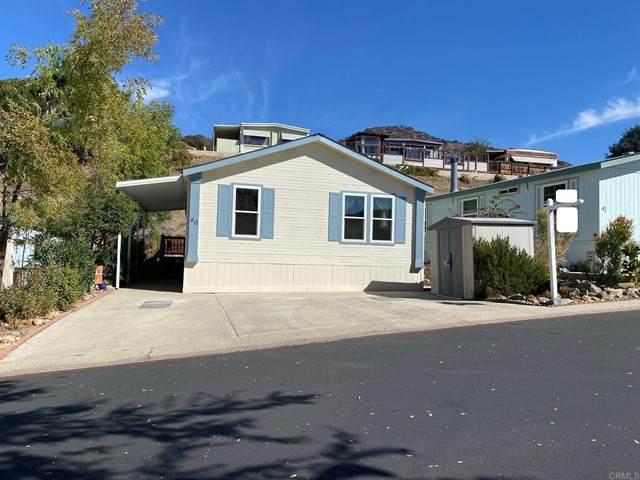 14215 Pecan Park Lane #40, El Cajon, CA 92021 (#PTP2107380) :: PURE Real Estate Group