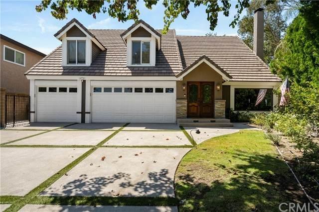 536 S Circulo Lazo, Anaheim Hills, CA 92807 (#OC21232200) :: PURE Real Estate Group