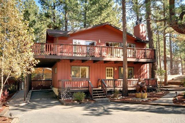 901 Raleigh Drive, Big Bear, CA 92314 (#EV21233498) :: PURE Real Estate Group