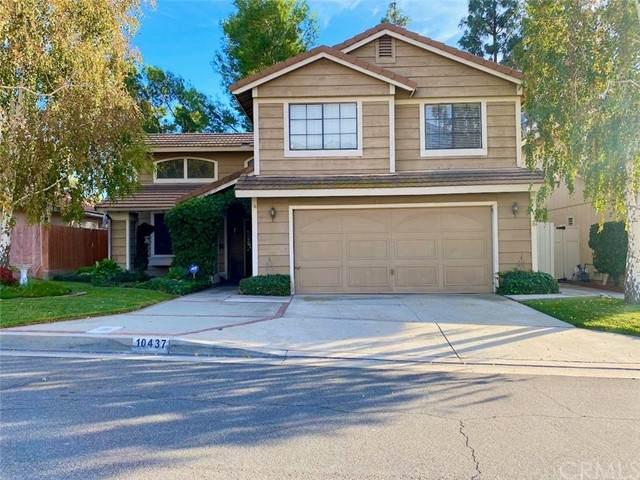 10437 Mahogany Court, Rancho Cucamonga, CA 91737 (#CV21208482) :: PURE Real Estate Group