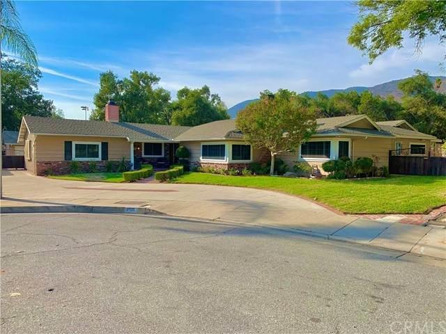1121 Indian Springs Drive, Glendora, CA 91741 (#IV21233541) :: Rubino Real Estate