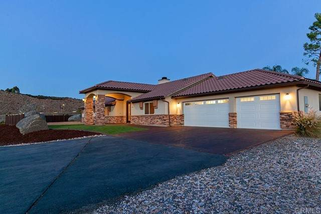 1265 Midway Dr, Alpine, CA 91901 (#PTP2107391) :: PURE Real Estate Group