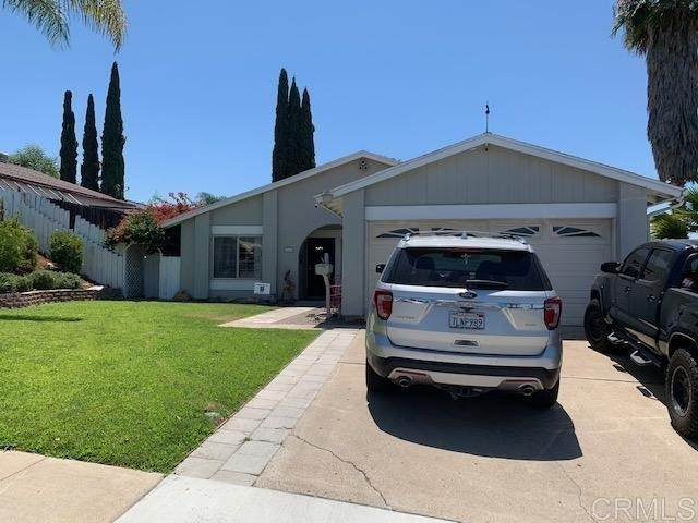 1449 Granger Avenue, Escondido, CA 92027 (#NDP2112018) :: PURE Real Estate Group