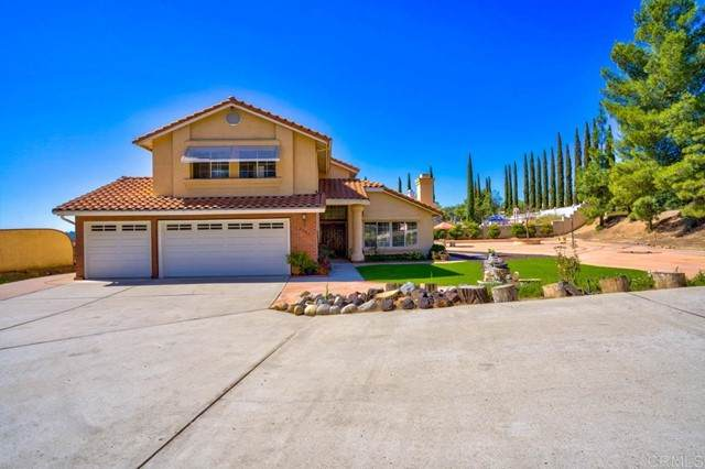 2385 Victoria Meadows Drive, Alpine, CA 91901 (#PTP2107404) :: Team Forss Realty Group