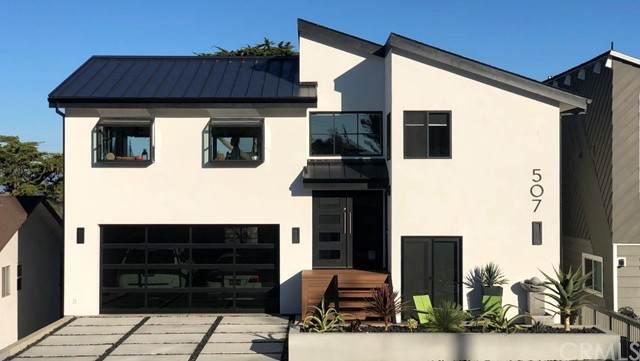 507 Cambridge Street, Cambria, CA 93428 (#PI21234144) :: Dannecker & Associates