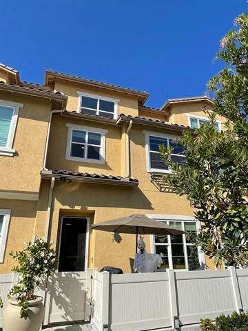 1560 Santa Carolina #3, Chula Vista, CA 91913 (#PTP2107426) :: COMPASS