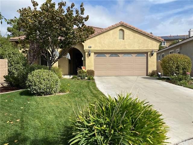 11854 Avenel Lane, Yucaipa, CA 92399 (#IV21235046) :: Rubino Real Estate