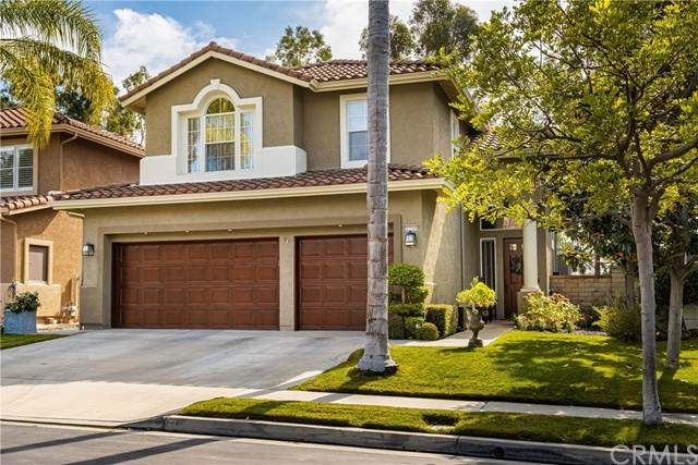 2700 Matthews Drive, Tustin, CA 92782 (#OC21234916) :: Dannecker & Associates