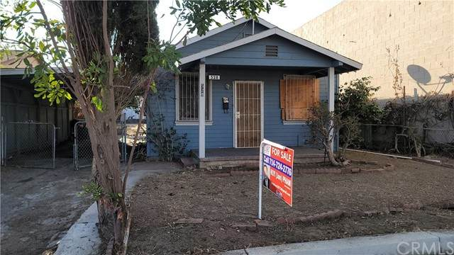 528 Hope Avenue, Ontario, CA 91761 (#PW21234645) :: The Stein Group
