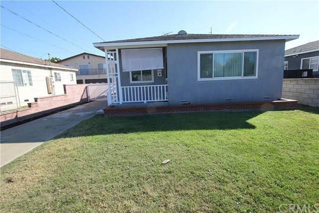 11000 Dalerose Avenue, Inglewood, CA 90304 (#DW21235896) :: Compass