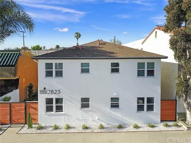 2823 E 7th Street, Long Beach, CA 90804 (#SB21236178) :: Compass