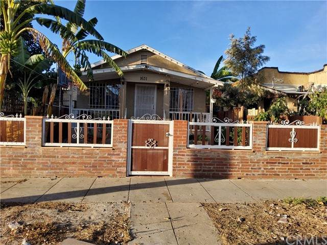 1631 W 59th Place, Los Angeles, CA 90047 (#RS21236260) :: Pacific Palace Realty, Inc.