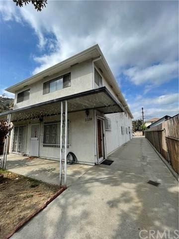 2239 Harwood Street, Los Angeles, CA 90031 (#OC21236560) :: COMPASS