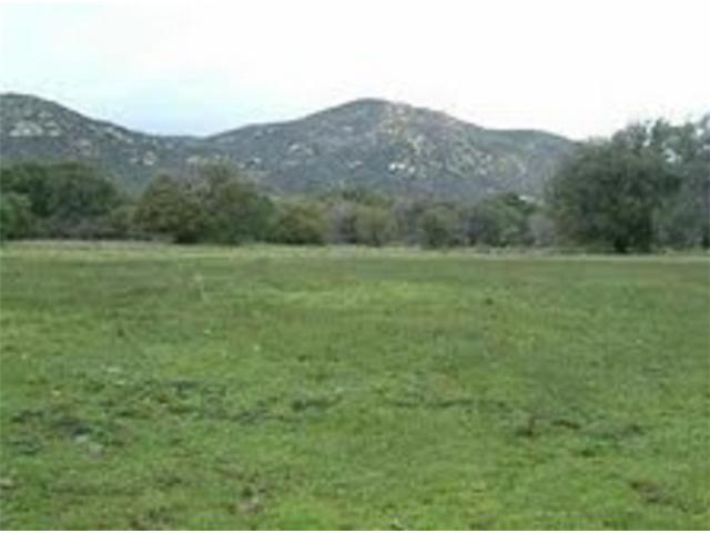 160 acres Historic Ranch Canebrake Road #00, Boulevard, CA 91905 (#130037932) :: The Yarbrough Group