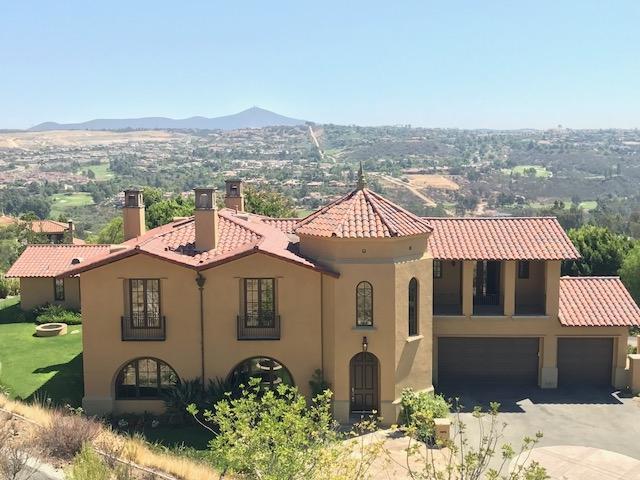 7824 Camino De La Dora, Rancho Santa Fe, CA 92067 (#180050011) :: Coldwell Banker Residential Brokerage