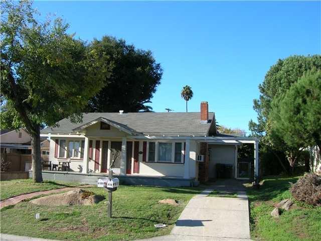 410 E 8th Ave, Escondido, CA 92025 (#180057030) :: Heller The Home Seller